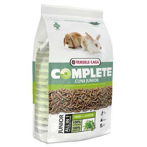 Cuni Complete Sensitive 500G -  Versele Laga para conejos