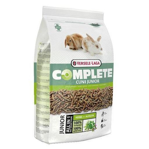 Cuni Complete Sensitive 1,75KG -  Versele Laga para conejos
