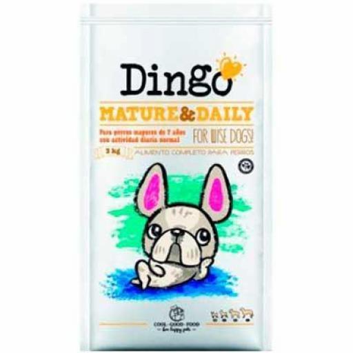 Dingo Mature & Daily  para perros + 7 años