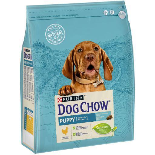 DOG CHOW PUPPY PURINA 2.5KG