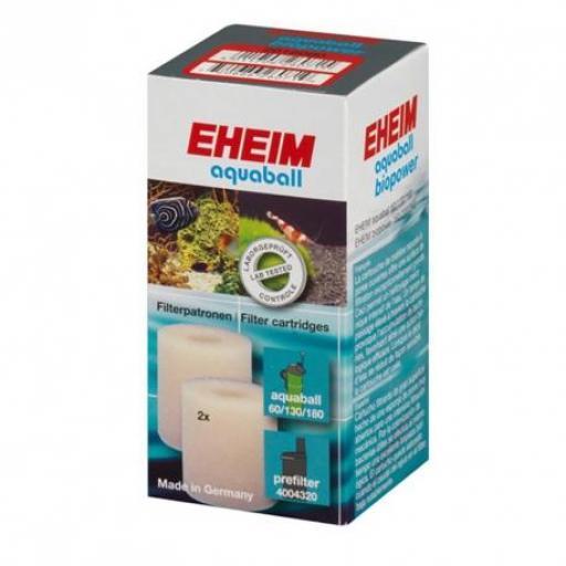 Esponjas Aquaball Eheim -2 unidades-