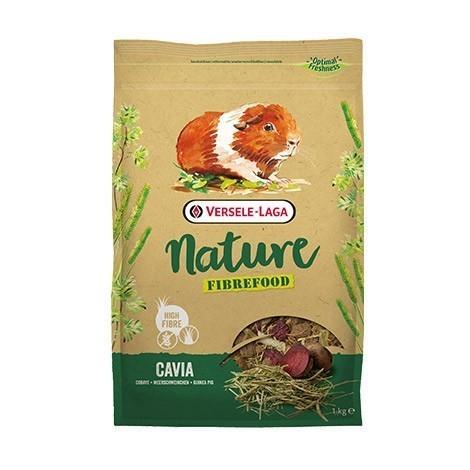 Fibrefood Cavia Nature 1 Kg Versele Laga para cobaya