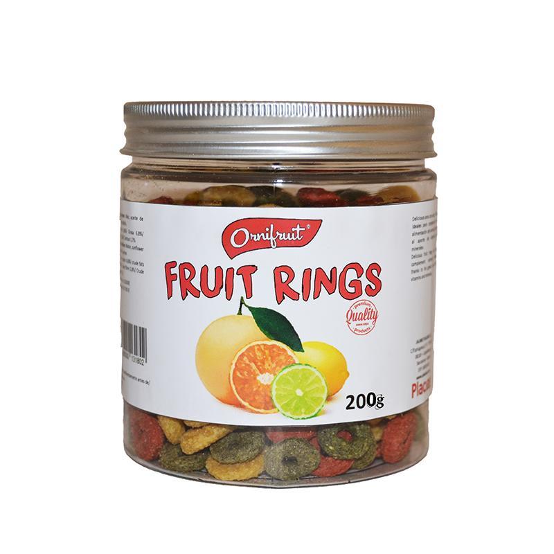 Fruit Rings 200gr Ornifruit