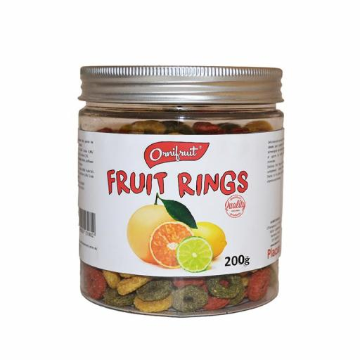 Fruit Rings 200gr Ornifruit
