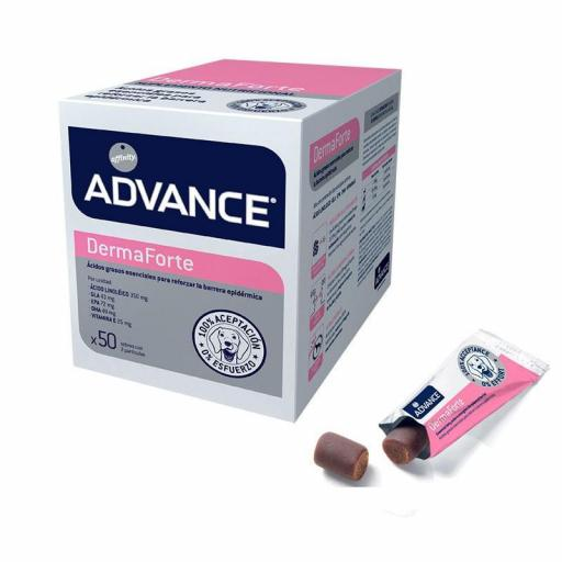 Advance Dog DermaForte sobre 2unidades