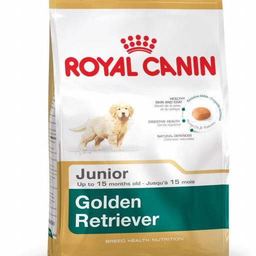 Royal Canin Golden Retriever Junior 12kg
