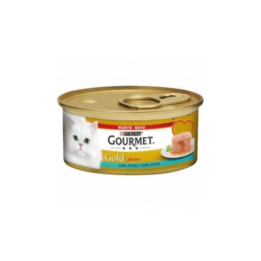 Gourmet Gold Fondant Atun Gato 85gr