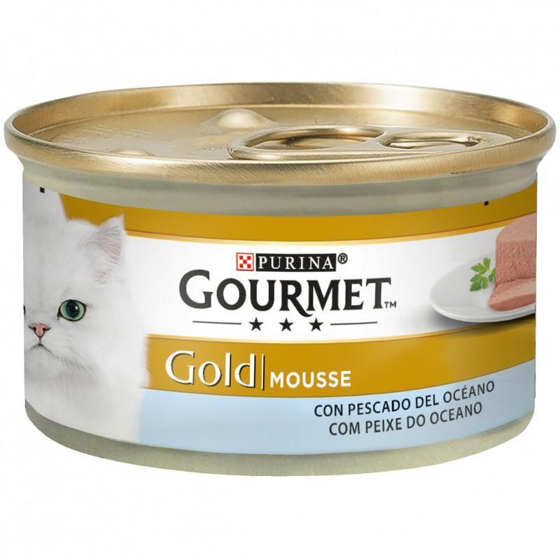 GOURMET GOLD Mse Pescado Océano