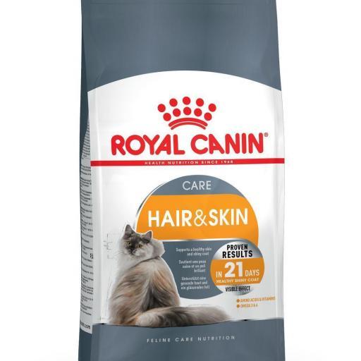 Royal Canin Hair&Skin 33. 400gr