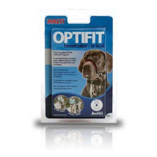 Halti Optifit, The Company of Animals