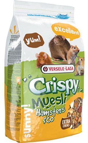 Hamster Crispy 400g Versele Laga