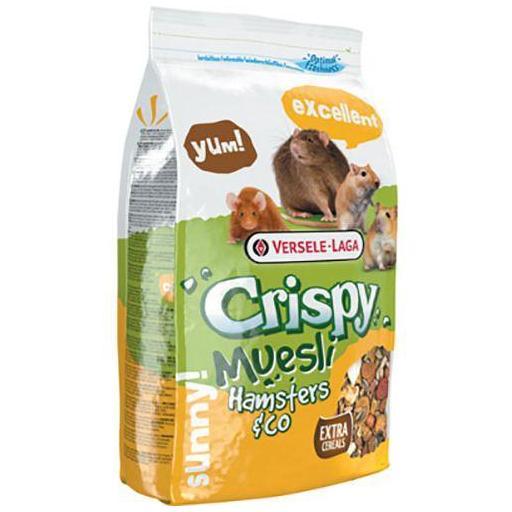 Hamster Crispy 20kg Versele Laga
