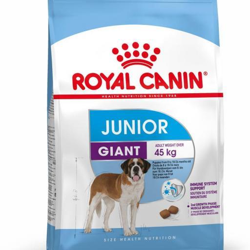 Royal Canin Giant Junior  15kg [0]