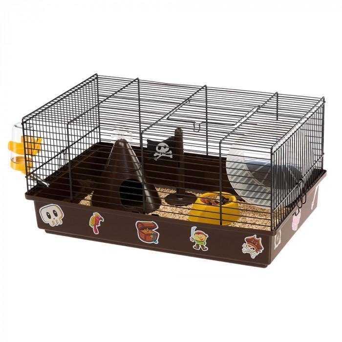 Jaula Hamster Criceti 9 Piratas, Ferplast