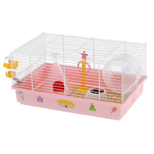 Jaula Hamster Criceti 9 Princess, Ferplast