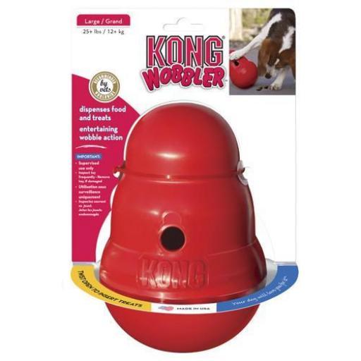 Kong Wobbler, Kong