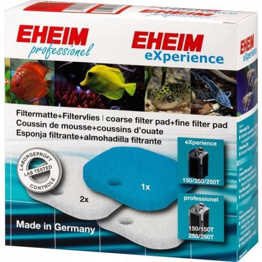 Eheim Experience -  Esponja filtrante + Almohadilla filtrante
