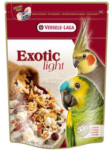 Loros Exotic Light 750g Versele Laga