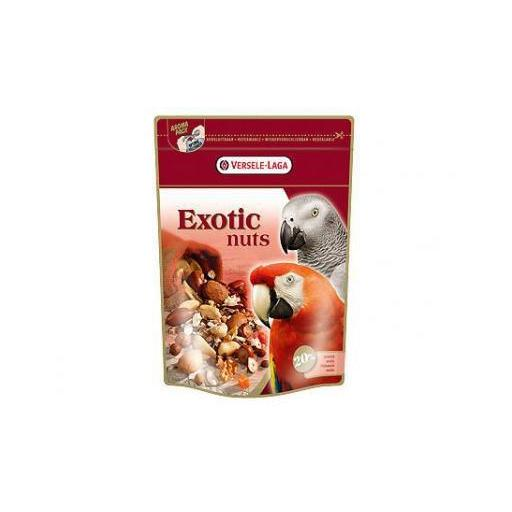 Loros Exotic Nuts 750g Versele Laga