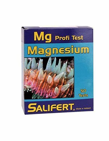 Magnesium Profi Test 50 Test