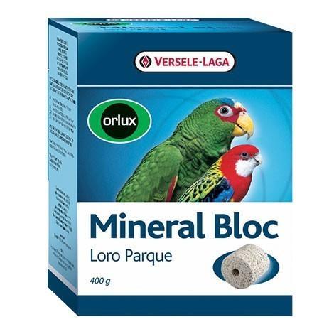 Mineral Bloc Loro Parque 400g Versele Laga