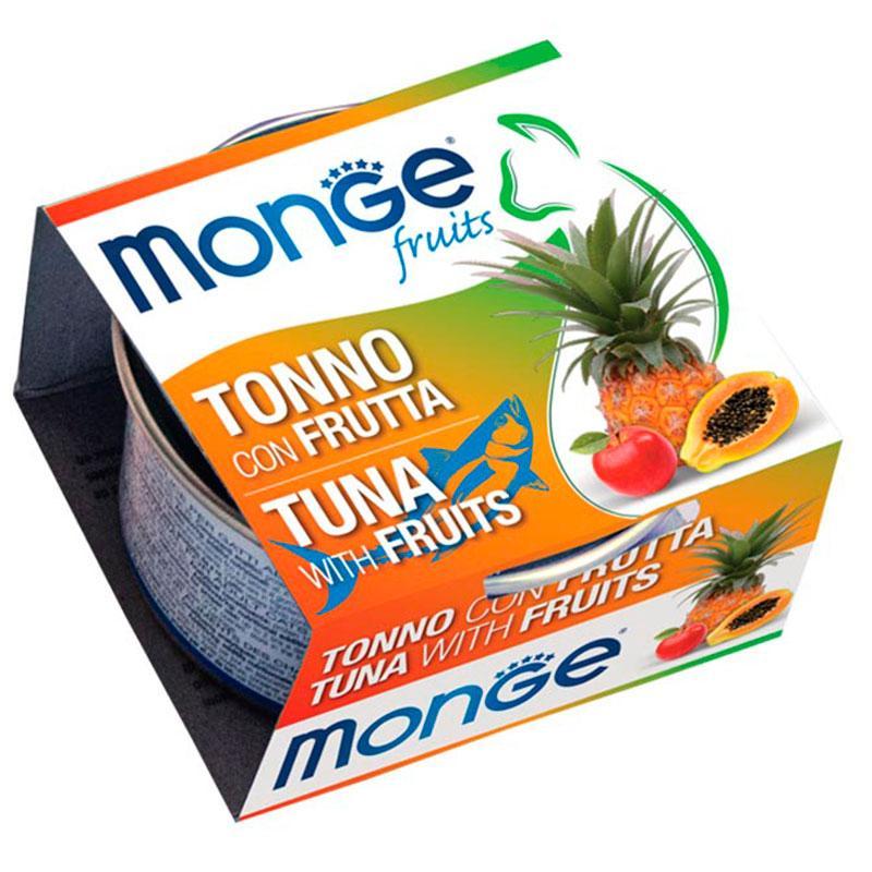 Monge Fruits Atún y Frutas