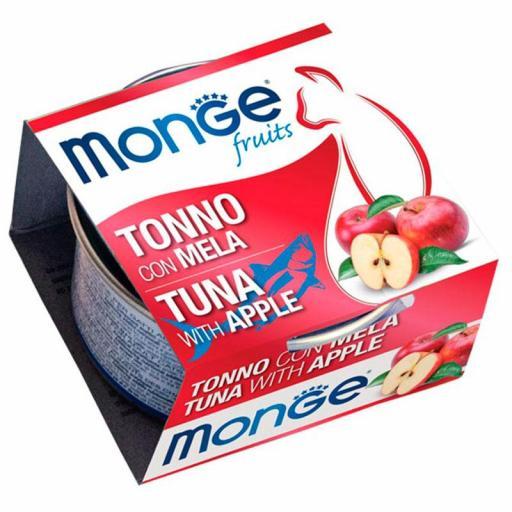 Monge Fruits Atún con Manzana