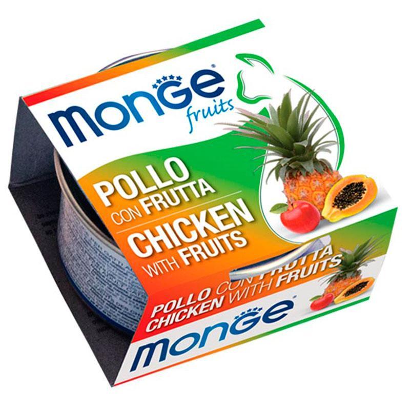 Monge Fruits Pollo y Frutas