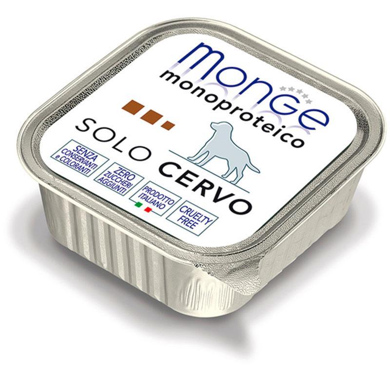 Paté Monge Monoproteico Solo Ciervo