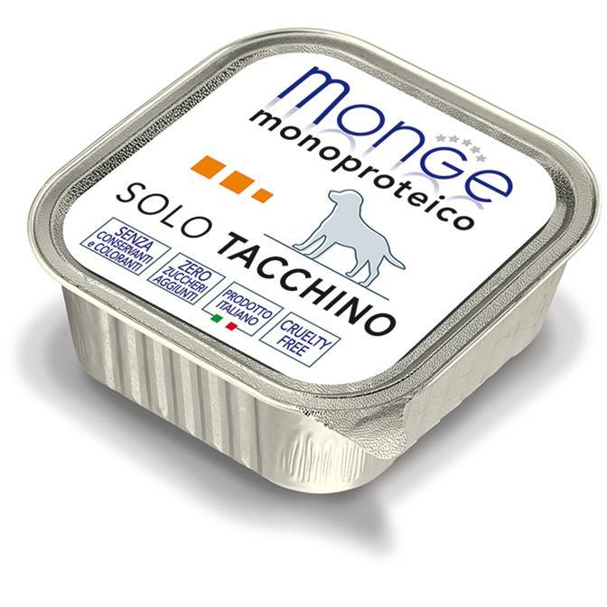 Paté Monge Monoproteico Solo Pavo