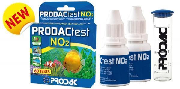 Test NO2 nitritos