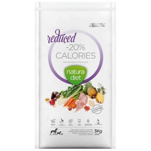 Natura Diet Reduced -20% Calories [0]