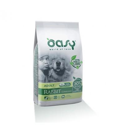 Pienso para perro adulto de conejo, Oasy