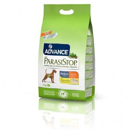 Advance Adult Medium Parasistop 3kg