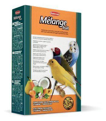 Pienso Mélange Fruit - Padovan