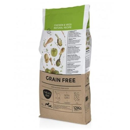 Natura Diet Grain Free Chicken & Vegs