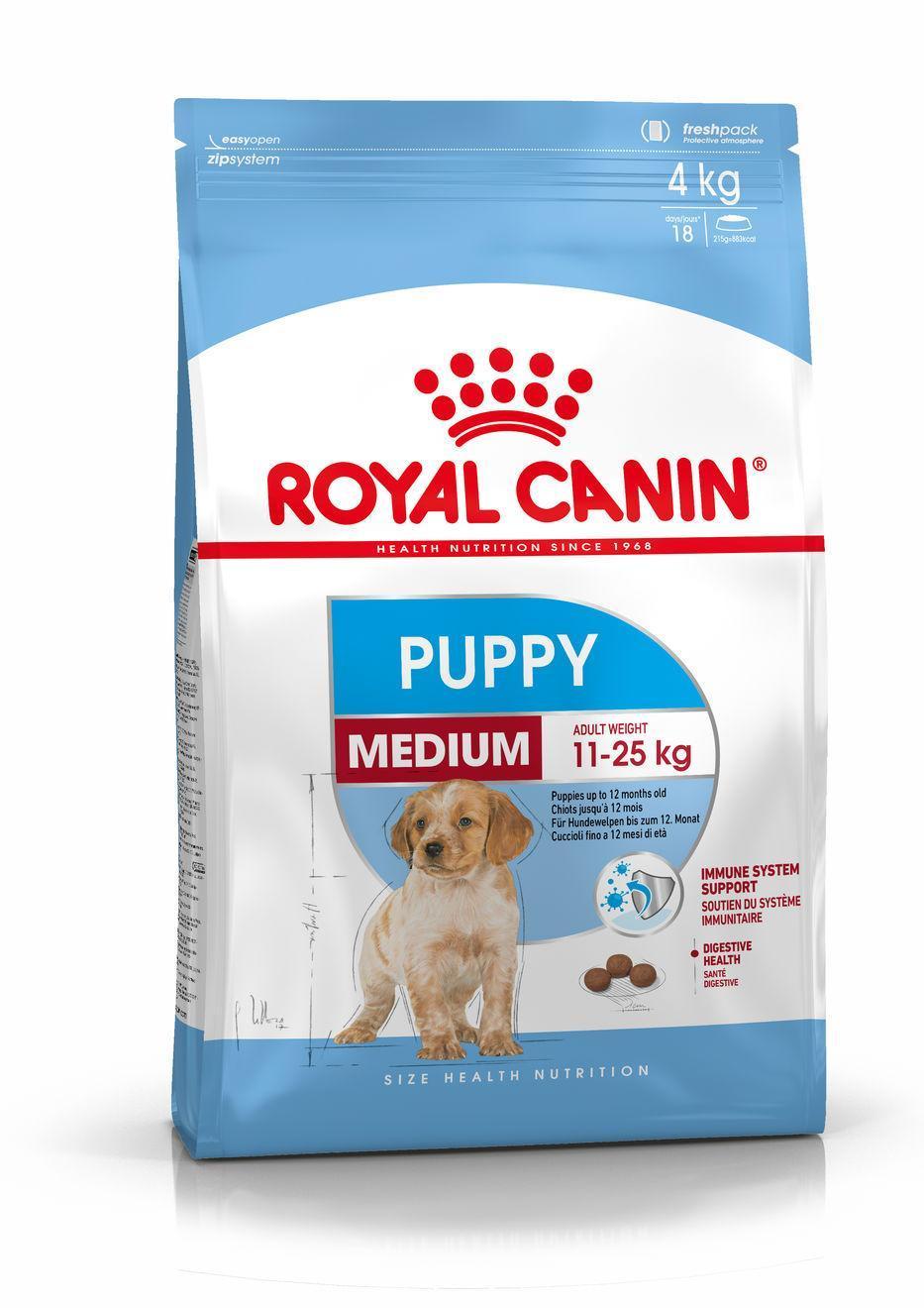 Royal Canin Medium Puppy (Junior)
