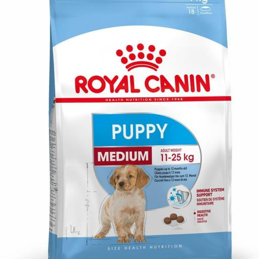 Royal Canin Medium Puppy (Junior)