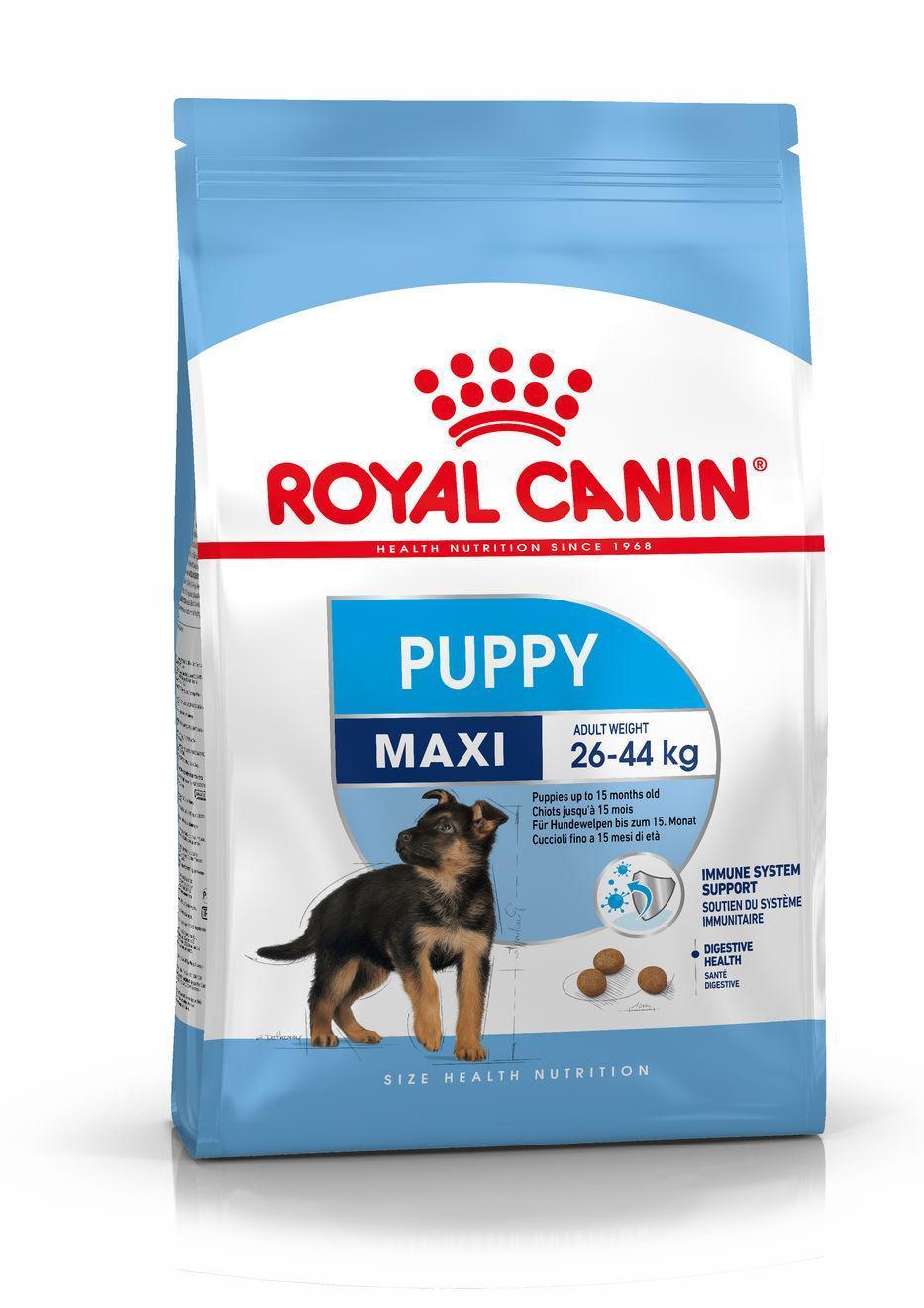 Royal Canin Maxi Puppy (Junior)
