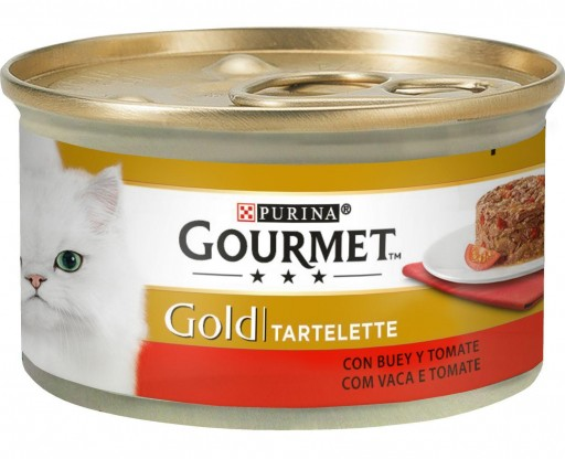 GOURMET GOLD Mse Buey
