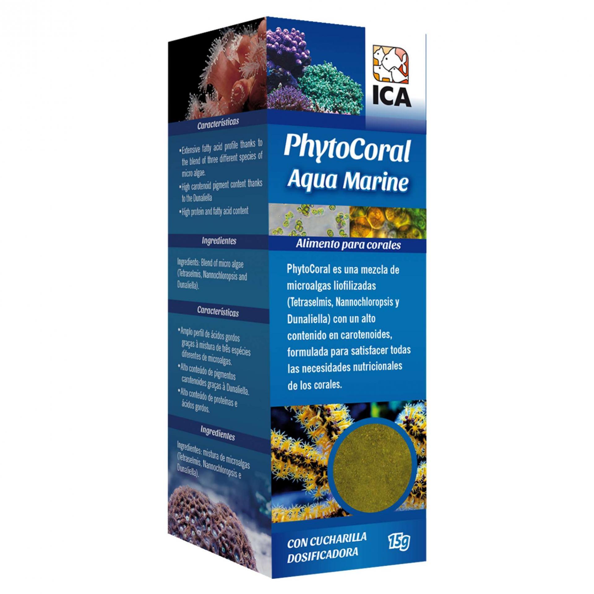 Pyto Coral Aqua Marine 15g