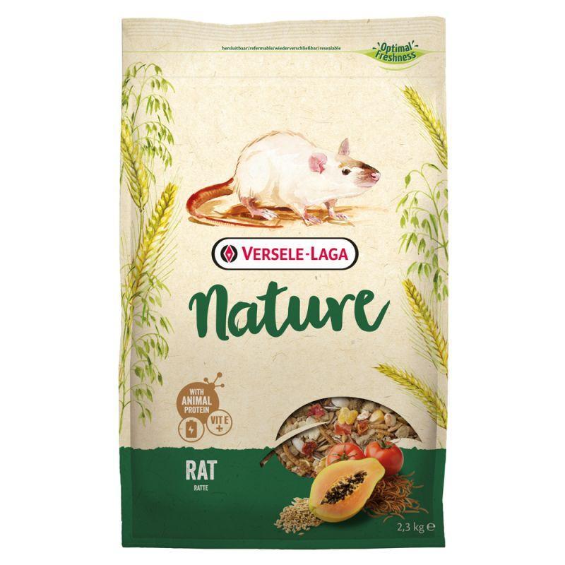 Rat Nature 2,3 kg Versele Laga para ratones