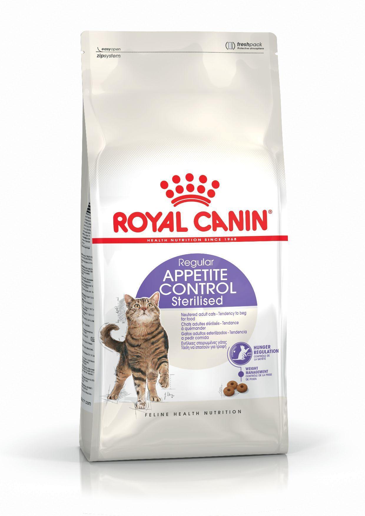 Rpyal Canin Sterilised Appetitive Control