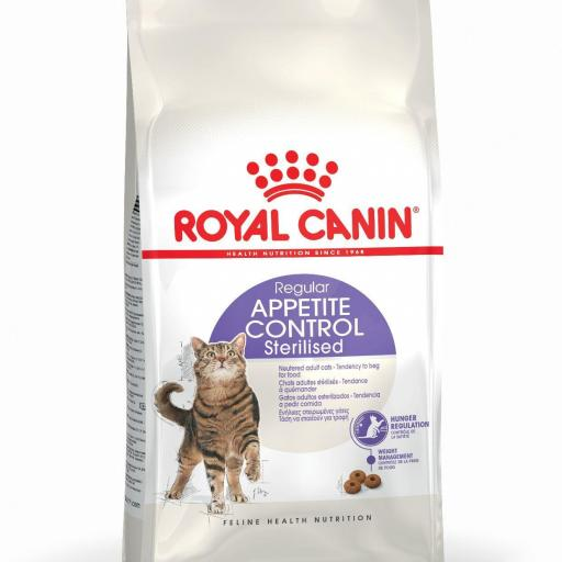Rpyal Canin Sterilised Appetitive Control