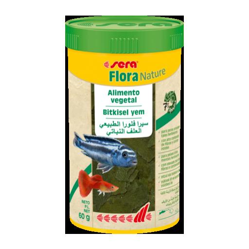Sera Flora Nature- 60gr