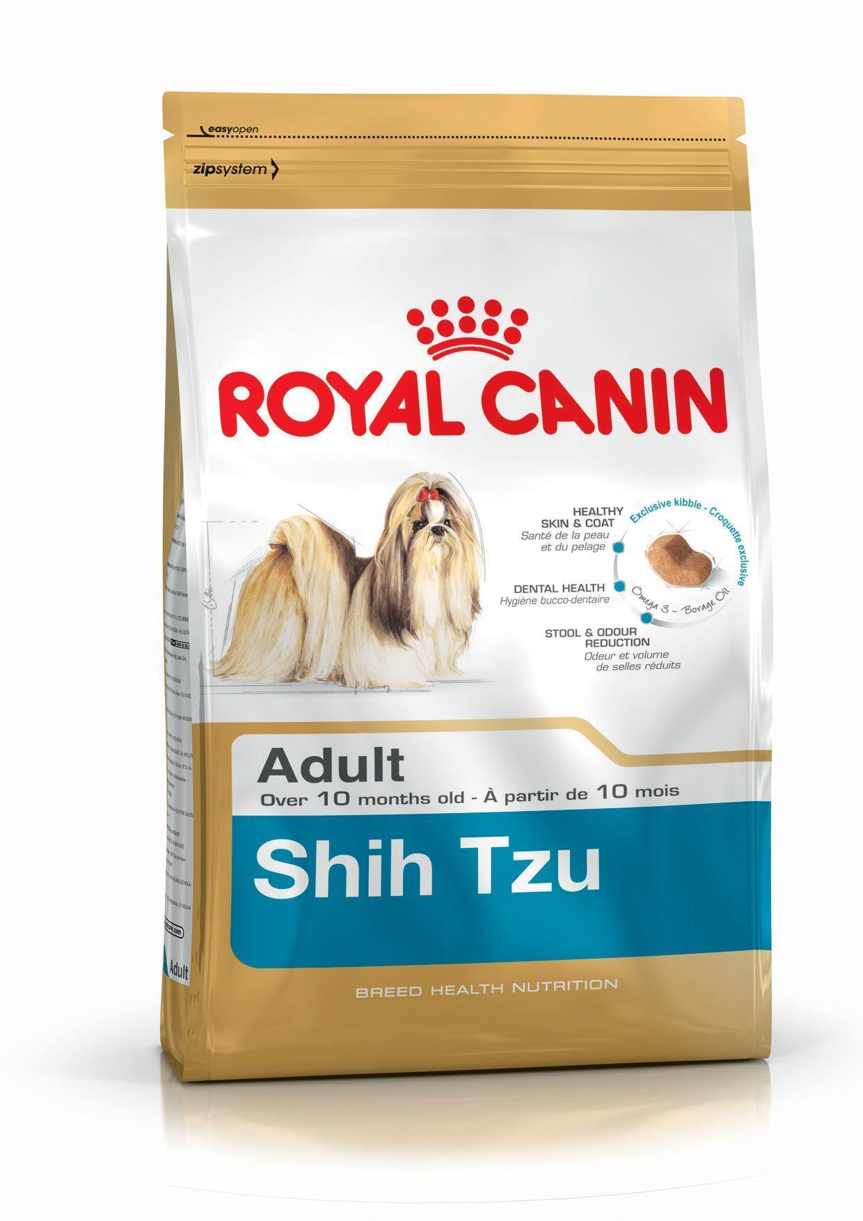 Rpyal Canin Shih Tsu Adult 1,5kg