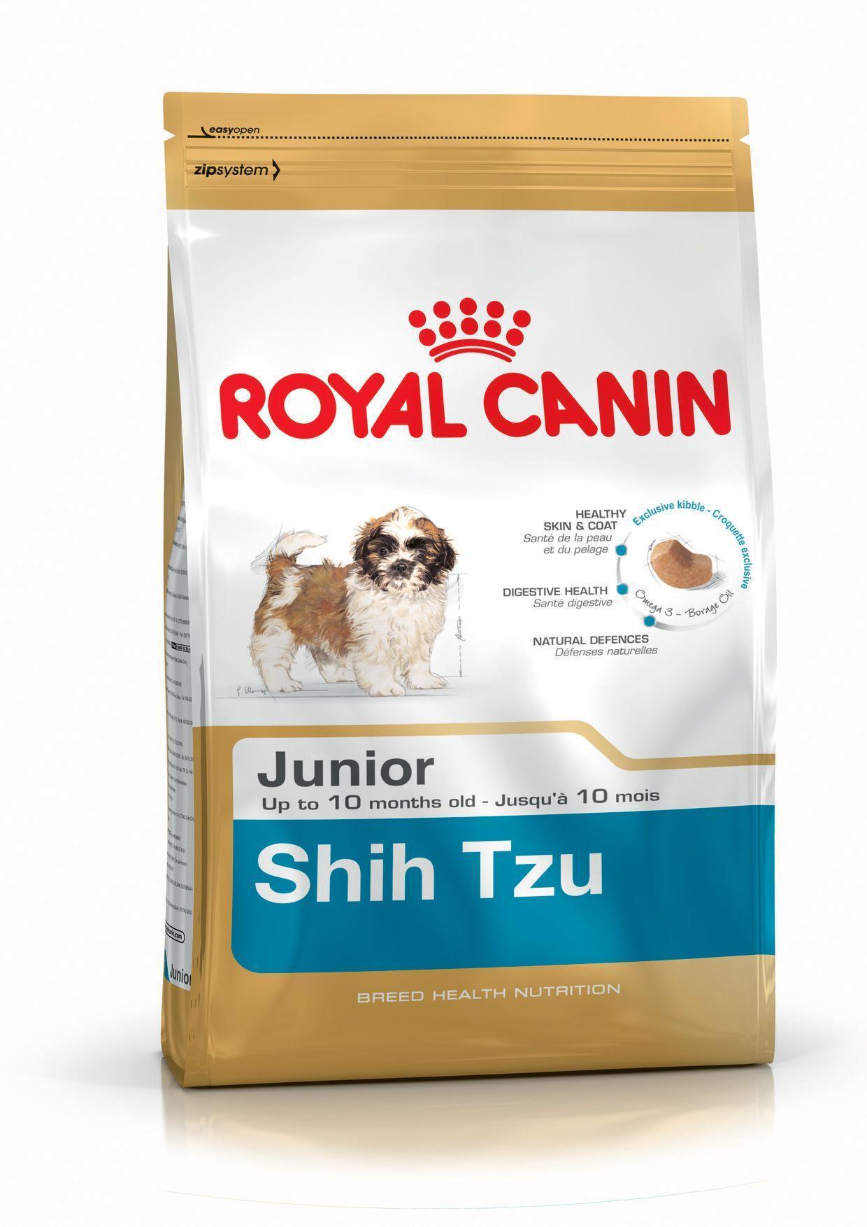 Royal Canin Shih Tsu Junior 1,5kg