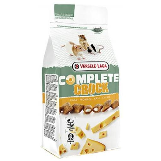 Snack Crock Chesse Complete 50g Versele Laga para roedores [0]