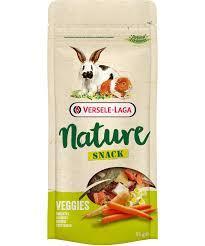 Snack Nature Veggies 85g Versele Laga
