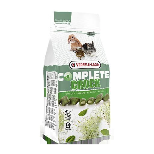 Snack Crock Herbs Complete 50g Versele Laga para roedores